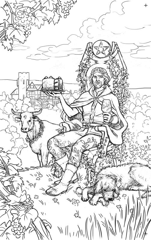 kingpentacles-sketch