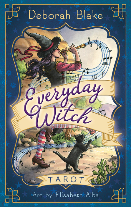 Everyday Witch Tarot Kit-s